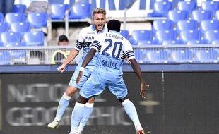 La Lazio Rome est quatrième de Serie A.