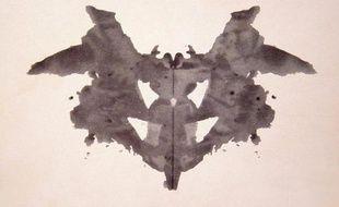 Un test de Rorschach.