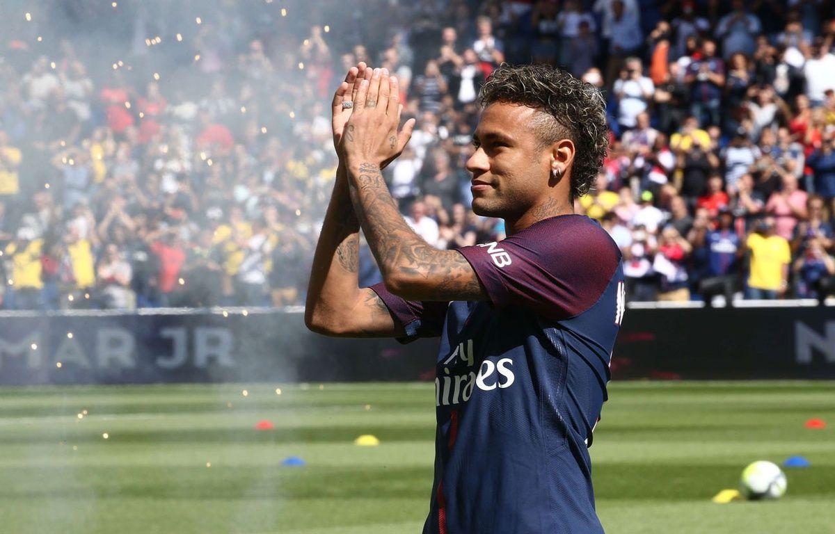 Neymar jouera son premier match de L1 dimanche – P LE FLOCH/SIPA