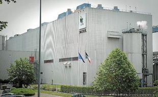 Après le papier magazine, l'usine strasbourgeoise Stracel devrait produire du carton ondulé.