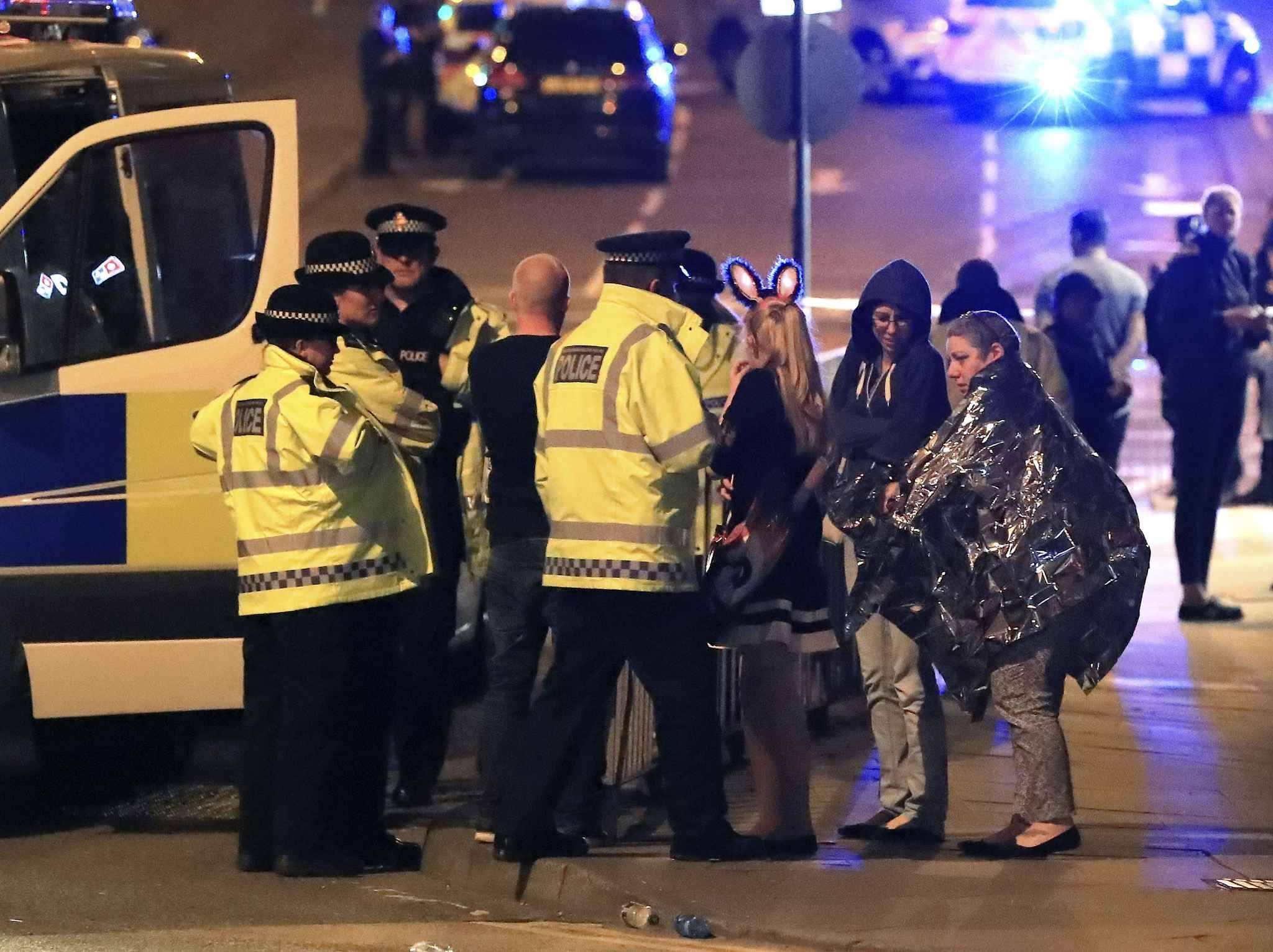 Manchester : deux explosions pendant le concert d'Ariana Grande, plusieurs morts et blessés