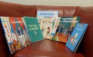 Des livres qui mettent la politique à la portée des enfants.