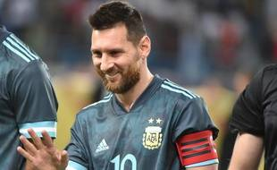 Lionel Messi sur la route de son 6e Ballon d'Or.