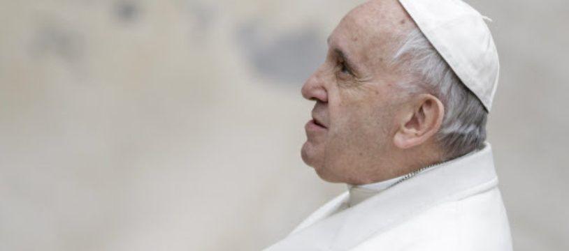 Le pape François a été élu au printemps 2013.