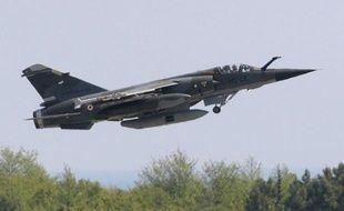 Un Mirage 2000, en 2011