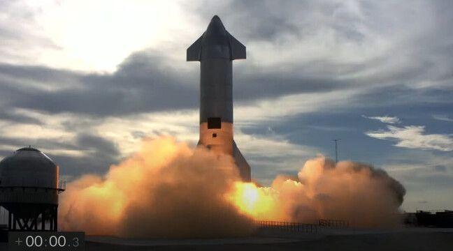 SpaceX : Le prototype Starship réussit à se poser… avant d'exploser dans la foulée - 20minutes.fr