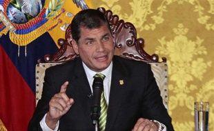 Le président de l'Equateur, Rafael Correa, a demandé jeudi au Congrès l'autorisation d'exploiter le pétrole dans une importante réserve écologique d'Amazonie après avoir constaté l'échec d'un plan international pour éviter l'extraction