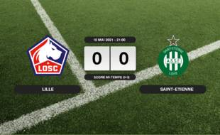 LOSC - ASSE: Le LOSC et l'ASSE font match nul 0-0