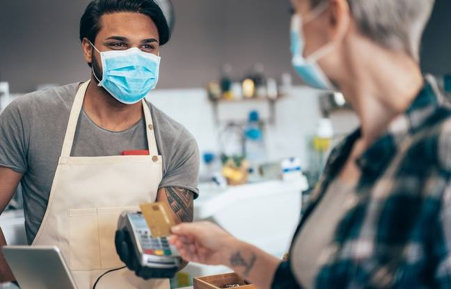 Coronavirus: Le paiement sans contact comme geste barrière