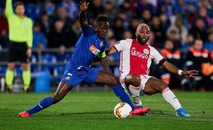Ryan Babel et l'Ajax Amsterdam se sont noyés à Getafe (2-0).