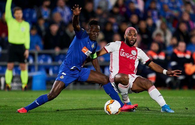 Ligue Europa : L'Ajax plombée à Getafe, Babel moque la simulation d'un joueur espagnol