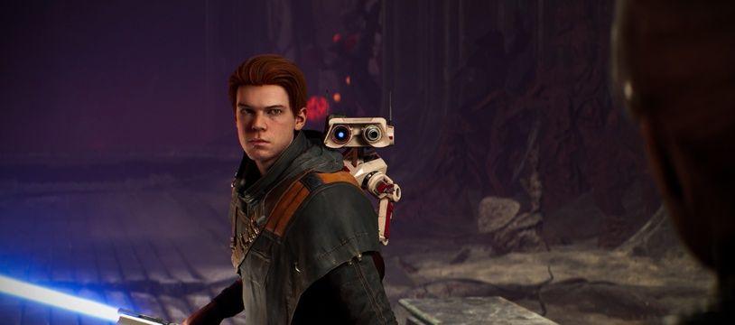Cal Kestis, le héros de «Star Wars: Jedi Fallen Order».
