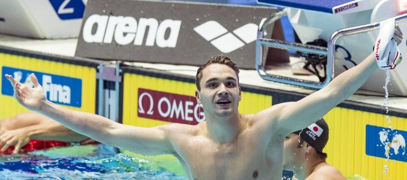 Le Hongrois Kristof Milak a battu le record du monde du 200m papillon de Michael Phelps lors des Mondiaux de Gwangju.
