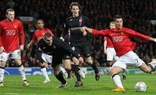 Il n'y a pas eu de miracle pour Lyon, qui tombe pour la deuxième année de suite en 8e de finale, battu 1 à 0 à Old Trafford par Manchester United (1-1 à l'aller).