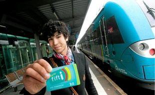La carte «Fifti» sera complétée par une nouvelle aide pour les abonnés TER.