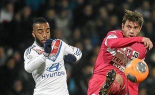 Pavle Ninkov et les Toulousains ont joué un sale tour aux Lyonnais.