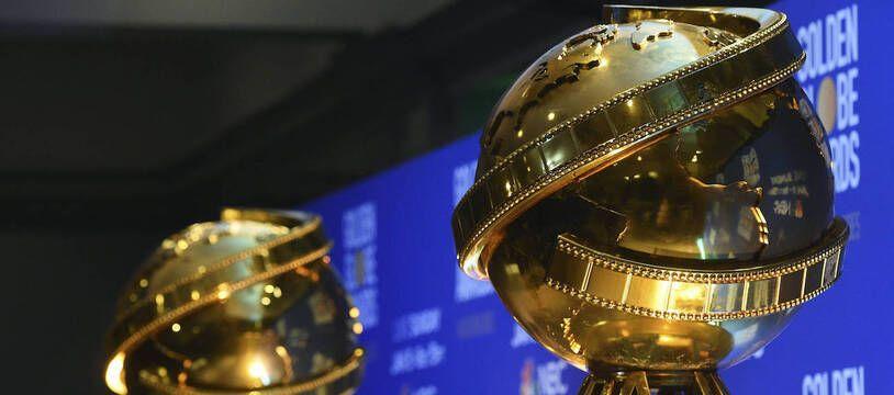 Les Golden Globes  (illustration)