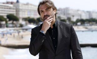 Henri Leconte le 9 avril 2013 à Cannes.