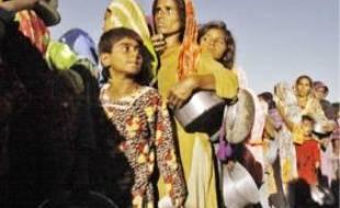 Les inondations au Pakistan (photo) nécessitent près de 215millions d'euros de financement, selon l'Unicef.