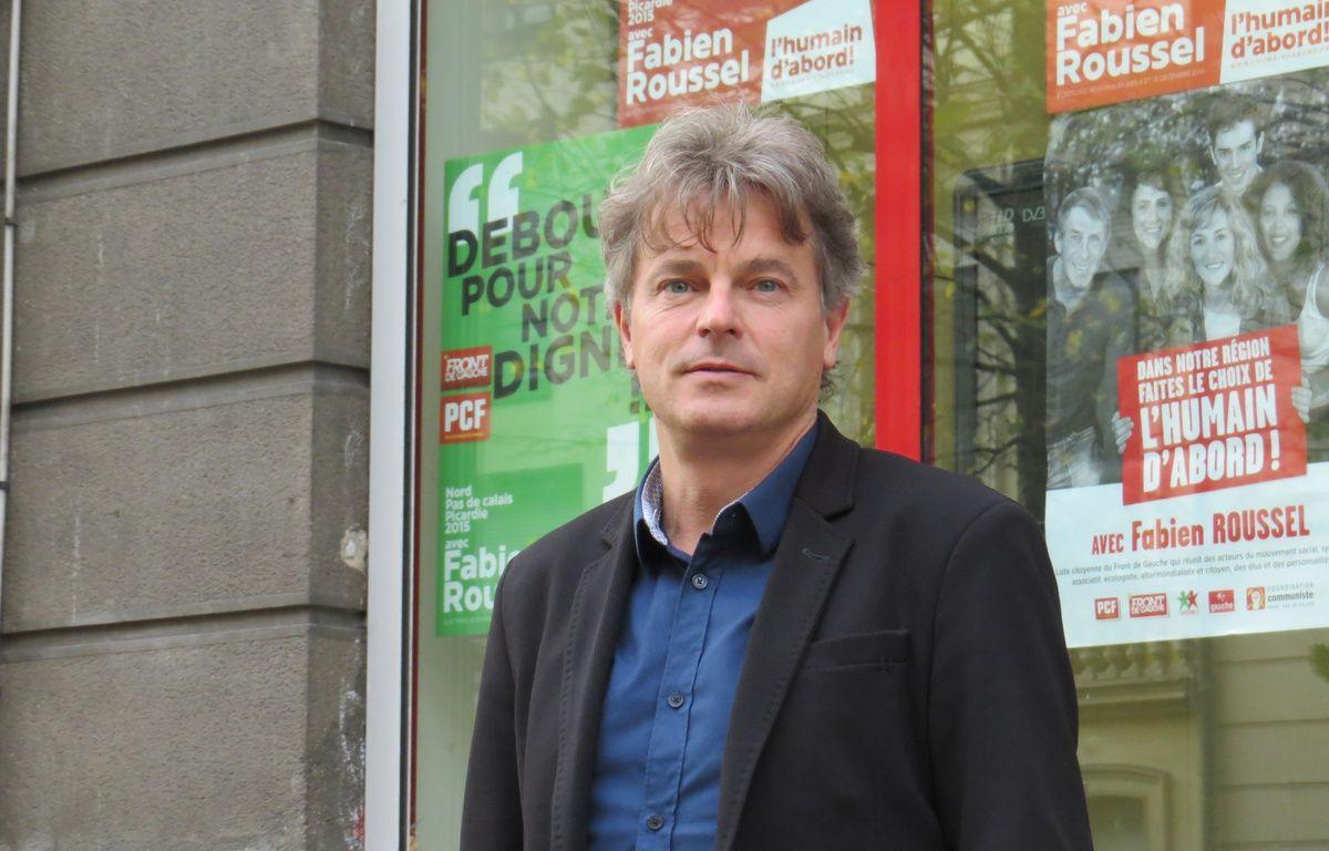 Fabien Roussel, secrétaire fédéral du PCF. – G. Durand / 20 Minutes