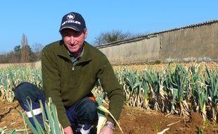 Lyon, le 12 Mars 2015 Louis-Pierre Perraud est le dernier fermier de Lyon. Sa ferme est à Saint-Rambert, dans le 9e arrondissement de Lyon
