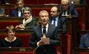 Le député PS de la Mayenne Guillaume Parot.