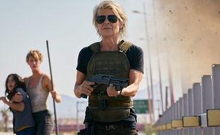 Linda Hamilton dans «Terminator: Dark Fate» de Tim Miller