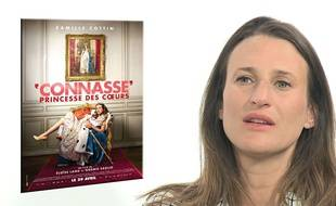 Camille Cottin, interprète de la