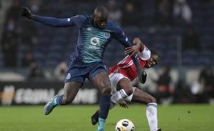 A gauche, le Franco-Malien Moussa Marega