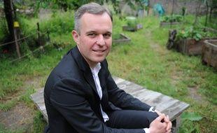 François de Rugy, député de Loire-Atlantique, co-président du groupe EELV à l'Assemblée nationale