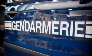 Illustration véhicule de gendarmerie.