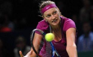 La Tchèque Petra Kvitova s'est posée en probable future reine du tennis mondial en battant la Bélarusse Victoria Azarenka 7-5, 4-6, 6-3 en finale du Masters féminin de tennis, dimanche à Istanbul.