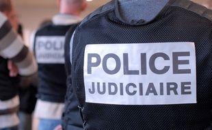 Des enquêteurs de la police judiciaire. Illustration.