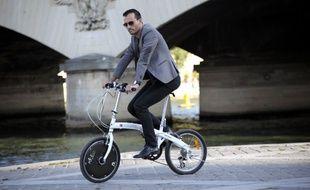 Amovible, Rool'in s'adapte sur les vélos de 20, 26 et 28 pouces.