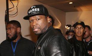 Le rappeur et homme d'affaires 50 Cent