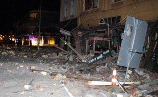 Christchurch, la 2e ville de Nouvelle-Zélande, a été secouée par un séisme, le 4 septembre 2010