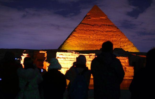 648x415 le site de gizeh en egypte le 23 janvier 2020