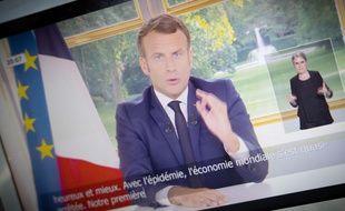 Dimanche 14 juin, Emmanuel Macron s'adressait pour la quatrième fois aux Françaises et Français depuis le début de la crise