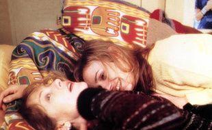 Isabelle Huppert et Sandrine Bonnaire dans
