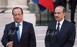 La France, contrainte d'attendre un vote du Congrès américain sur une action militaire contre le régime syrien, s'est lancée dans une offensive diplomatique pour convaincre les autres Européens, plutôt réticents, de lui apporter un soutien