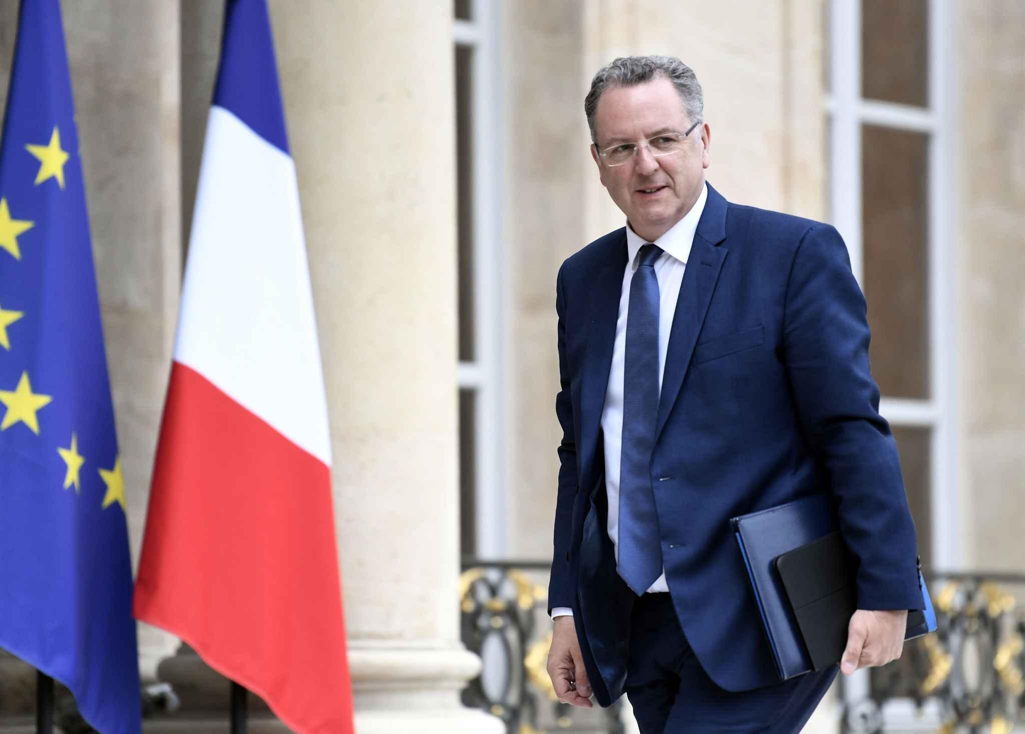 Assistants d'eurodéputés : la ministre Marielle de Sarnez dément toute irrégularité