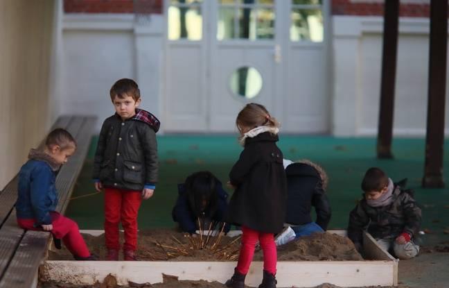 Capture de l'émission de TF1 La vie secrète des enfants.