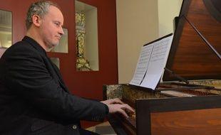 La cantate a été interprétée par le claveciniste Lukas Vendl.