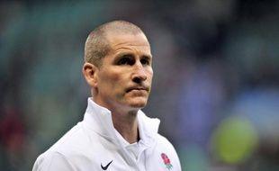 Stuart Lancaster, entraîneur par intérim depuis décembre, a été confirmé à la tête du XV d'Angleterre par la Fédération anglaise de rugby