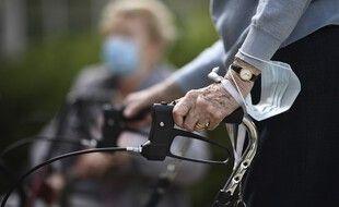 Deux jeunes ont été arrêtés, près de Lyon, après un vol sur une personne handicapée de 96 ans. (illustration)