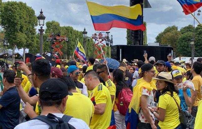 Si Bernal l'emporte, la fête promet d'être belle, côté Colombiens