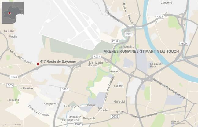 Le Hameau Toulousain doit être installé au 417, route de Bayonne.