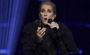 Céline Dion le 3 avril 2019 à Los Angeles