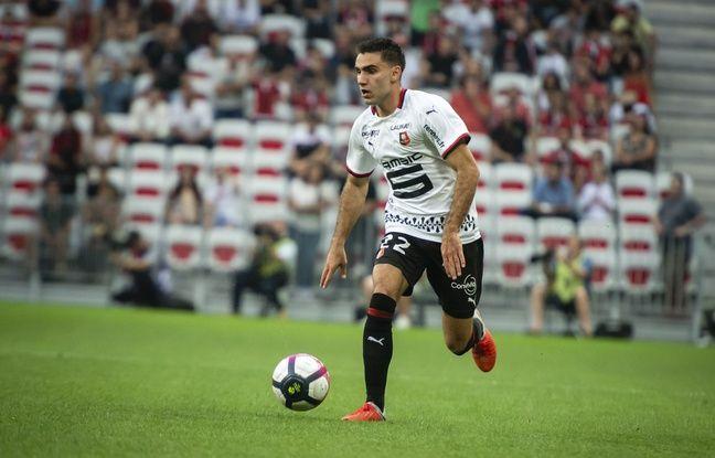 Stade Rennais: Romain Del Castillo, itinéraire d'un attaquant pas comme les autres