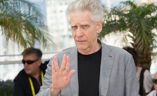 Image du film Cosmopolis de David Cronenberg.